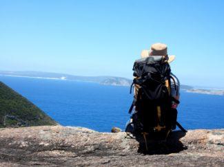 Backpacker - rund um den Globus reisen