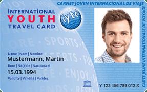 YTC - International Youth Travel Card