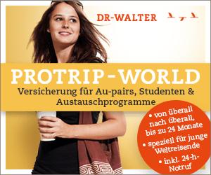 PROTRIP-WORLD online abschließen
