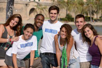 Freiwilligenarbeit im Ausland