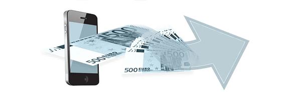 Geld ins Ausland senden